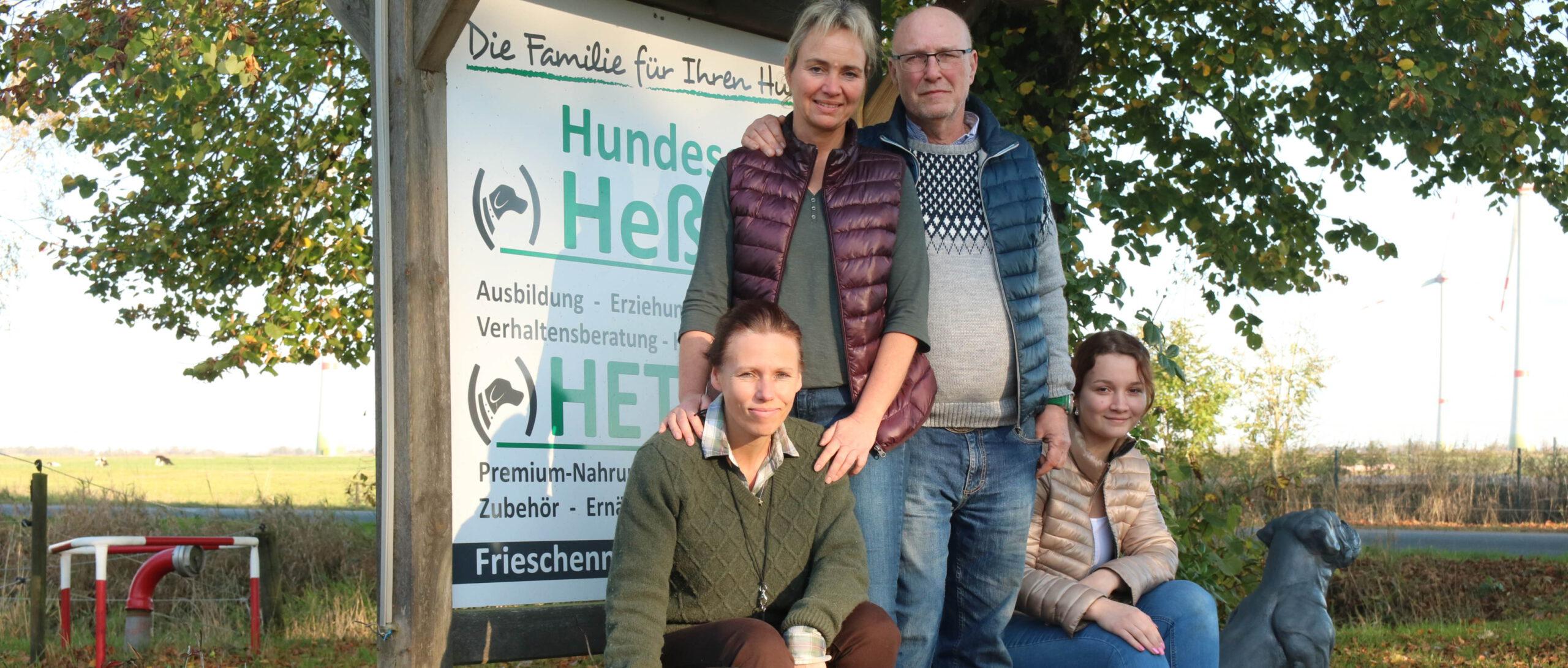 Familie Heßling